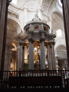 Catedral de Santa Cruz de Cádiz