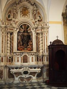Iglesia de San Agustin 1647, Cadiz