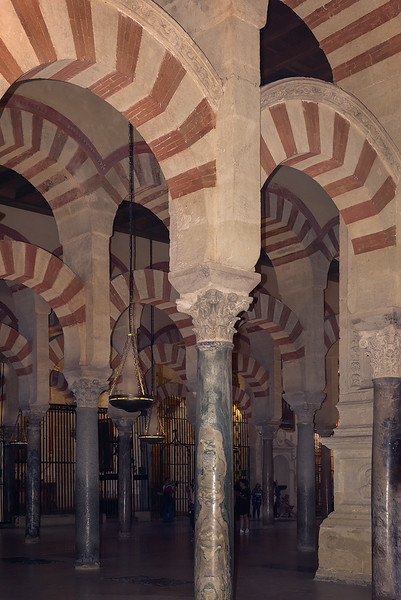 Moorish Mosque with Christian Chapels