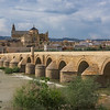 Roman Bridge Over Guadalquivir