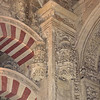 Moorish Arches with Christian Decorations