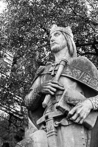 King Ferdinand, Alcázar de los Reyes Cristianos, Córdoba