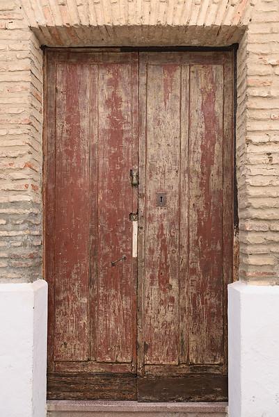 Plain Old Door