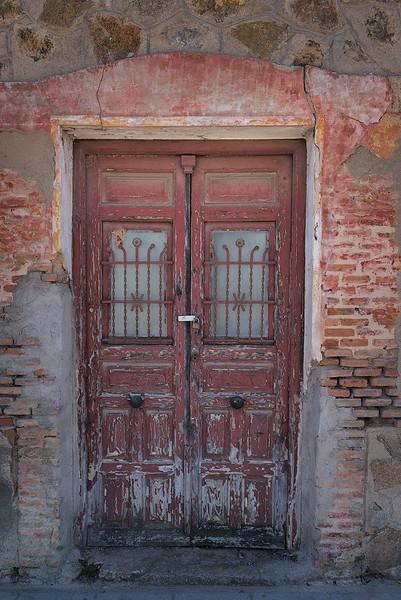 Old Door with Attitude