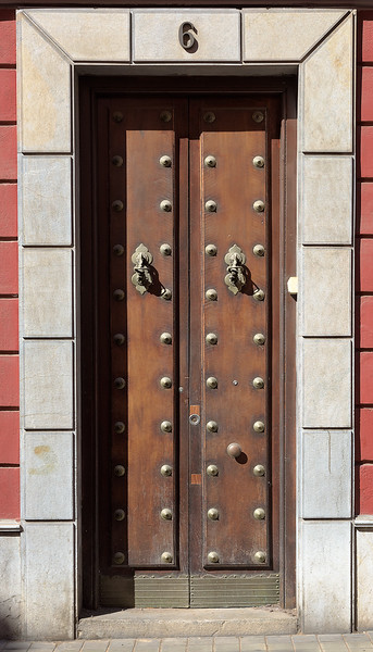 Hobnailed Door