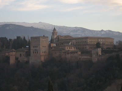 The Alhambra from St. Nicholas' Church