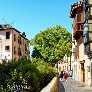 Granada - Rio Darro