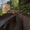 La Alhambra Walls