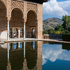 Palacio de Partal, Alhambra, Granada