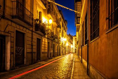 The Thin Red Line ~ Granada