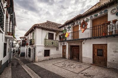 Albayzin Street - Granada