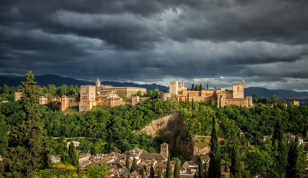 The Alhambra ~ Spain