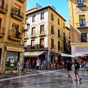 Granada - Cathedral's Surrounding