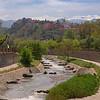 The Darro River