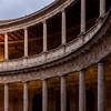 Palacio de Carlos V, Alhambra, Granada