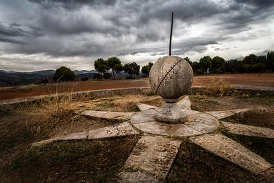 The Sundial - Granada