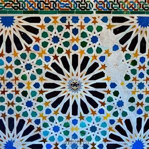 La Alhambra - Tiles
