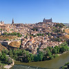 Toledo and Tagus River