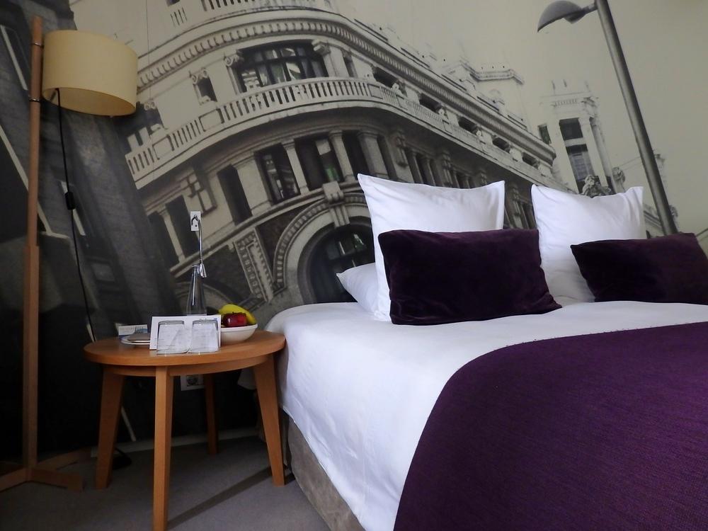 Radisson Blu Hotel Madrid Prado room