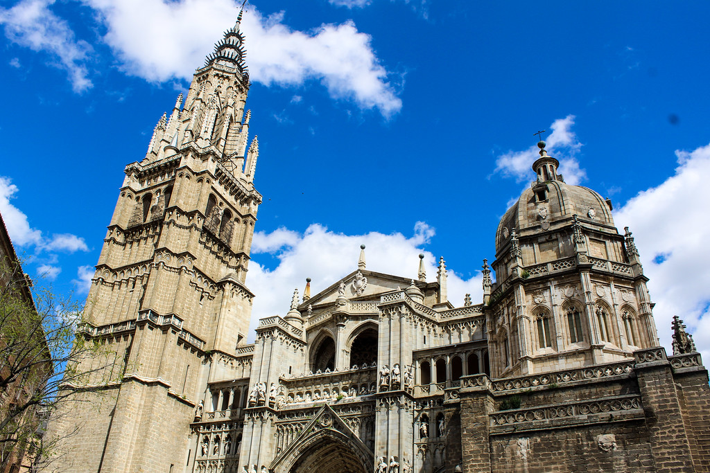 toledo day trip madrid means seeing wonderful buildings like the cathedral