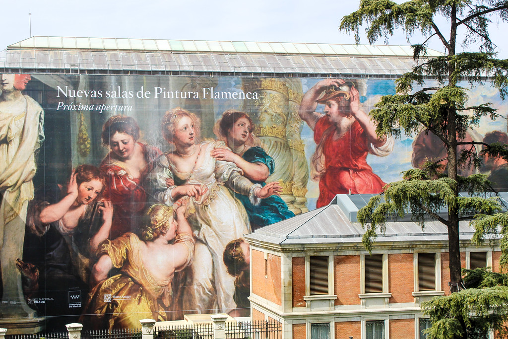 Solo Travel Madrid Tip: Visit the Prado one of the best art museums on the planet