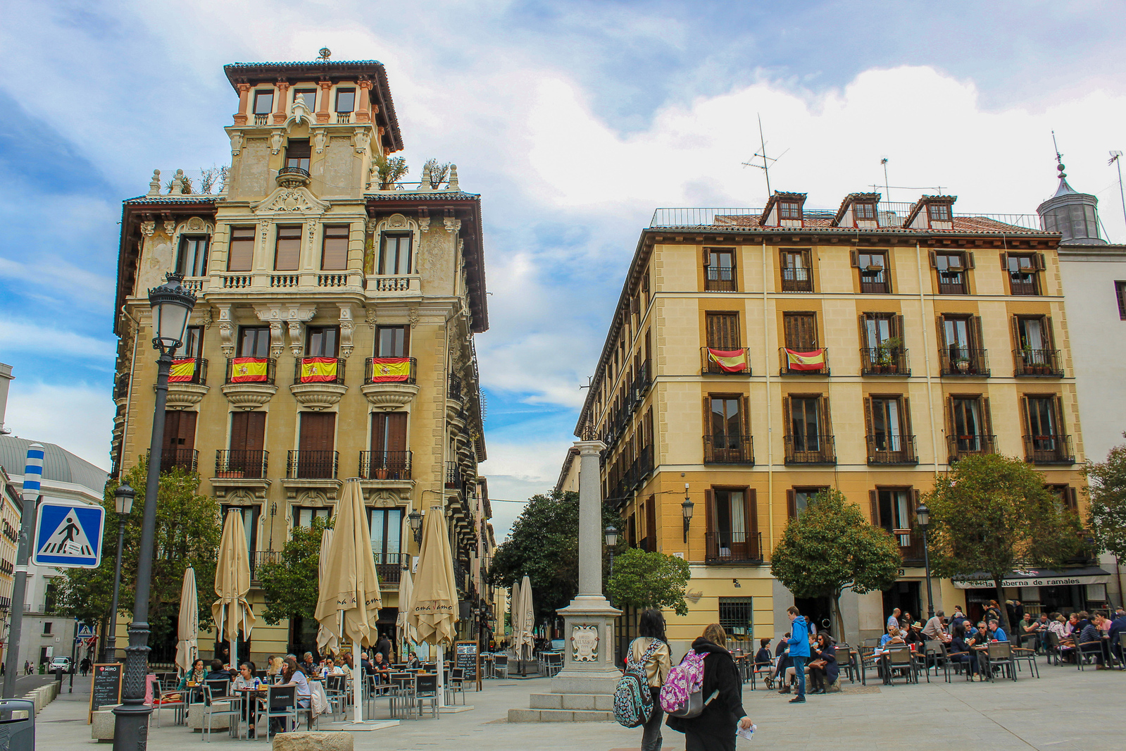 madrid is a beautiful city for a self discovery journey