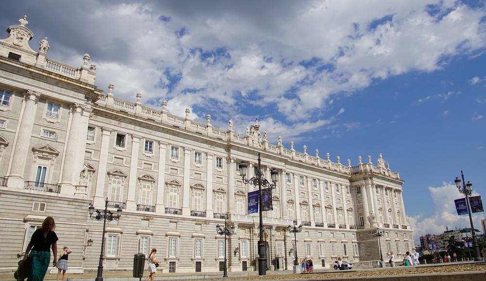 Palacio Real de Madrid - Royal Palace of Madrid