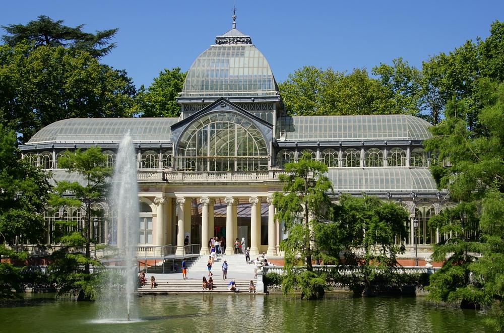 Palacio de Cristal - Crystal Palace