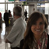 June 18 - Waiting in the Madrid airport