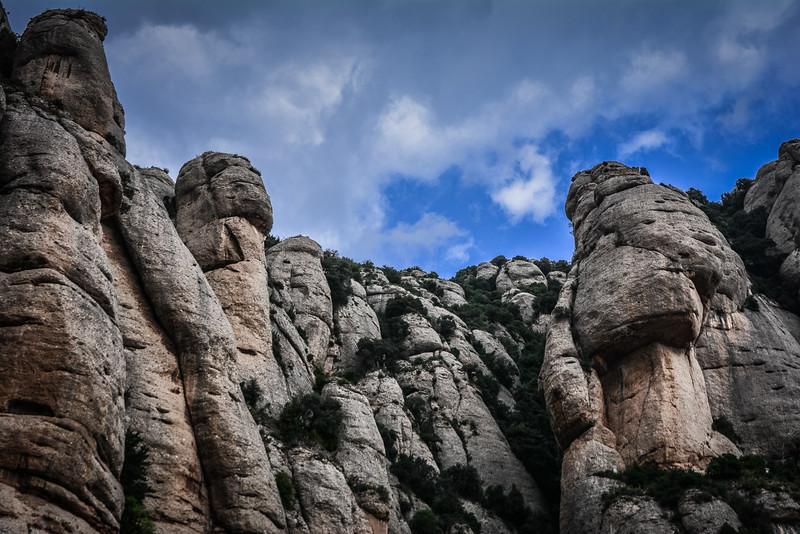 sacred mountain of montserrat