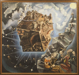 Angeles Santos, A World, 1929