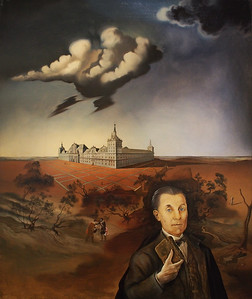 Salvado Dali, Portrait of Ambassador Juan Francisco Cardenas, 1943