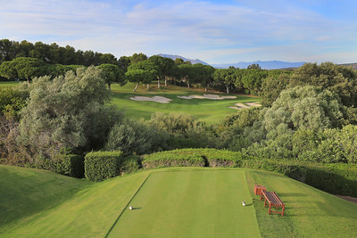 Real Golf Valderrama, Sotogrande, Spain - Hole 15
