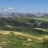 Running Hills Near Ronda