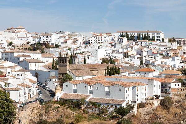 Pueblo blanco, Ronda