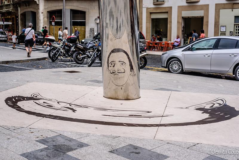 Figueres' Famous Son
