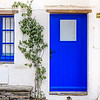 Blue Window and Blue Door