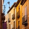 Alley, Segovia