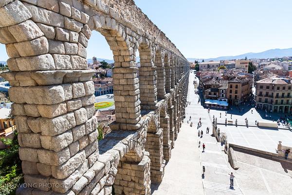 Aqueduct I, Segovia