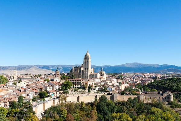 Overlook, Segovia