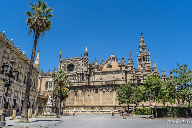 Largest Cathedral in Spain