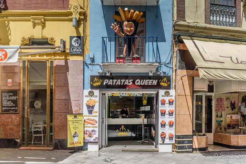 Patatas Queen