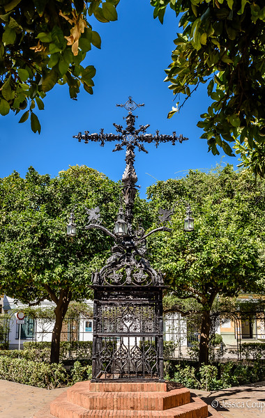 16th-Century Iron Cross