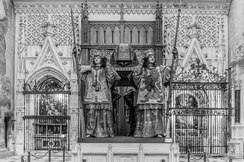Christopher Columbus' Tomb
