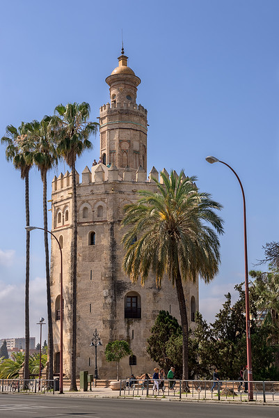 "Watchtower (""Torre del Oro"")"