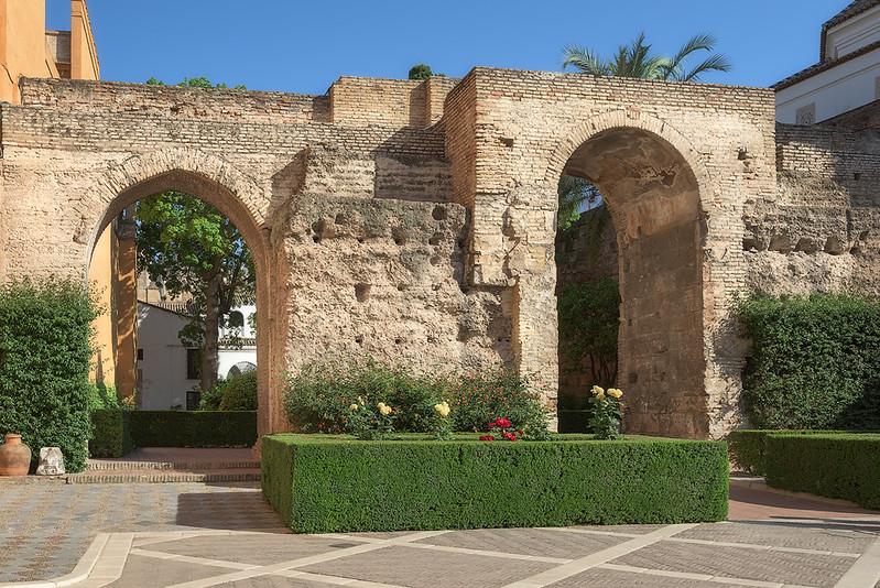 Alcazar Arches