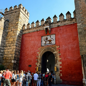 Seville - Real Alcazar