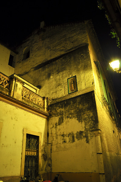 June 25 - After midnight in Seville