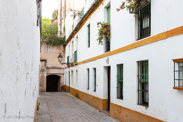 Alley, Seville