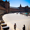 June 22 - Plaza de Espana